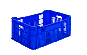 B-550-K-plastik-delikli-sebze-meyve-kasa-plastic-stacking-crate-perforated-container-bin-пластик-ящик-1