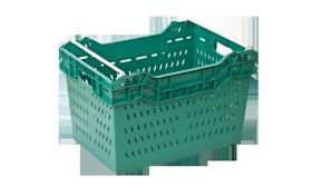 E-6440 plastik delikli kasa