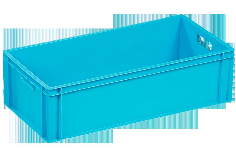 H-4822-plastik-kapali-sanayi-kasa-plastic-stacking-crate-solid-container-bin-пластик-ящик-