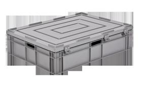 H-8622-MK-hipas-plastik-kapali-sanayi-kasa-plastic-stacking-crate-solid-container-bin-пластик-ящик-2