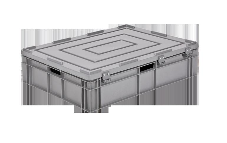 H-8622-MK-hipas-plastik-kapali-sanayi-kasa-plastic-stacking-crate-solid-container-bin-пластик-ящик.2-
