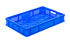 HP-1001-plastik-delikli-sebze-meyve-kasa-plastic-stacking-crate-perforated-container-bin-пластик-ящик2-3