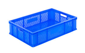HP-1502-plastik-delikli-sebze-meyve-kasa-sepet-plastic-stacking-crate-perforated-container-bin-пластик-ящик-2-2