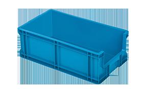 HP-18-AV-hipas-plastik-kapali-sanayi-kasa-plastic-stacking-crate-solid-container-bin-пластик-ящик52