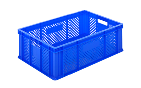 HP-2002-plastik-delikli-sebze-meyve-kasa-sepet-plastic-stacking-crate-perforated-container-bin-пластик-ящик-2-
