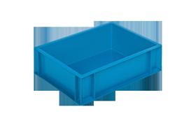 HP-4311-hipas-plastik-kapali-sanayi-kasa-plastic-stacking-crate-solid-cover-container-bin-пластик-ящик-4
