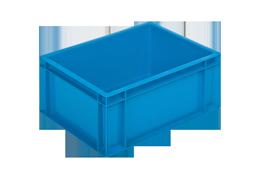 HP-4316-hipas-plastik-kapali-sanayi-kasa-plastic-stacking-crate-solid-cover-container-bin-пластик-ящик-