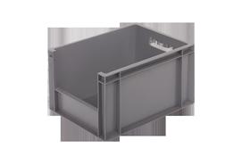 HP-4322-AV-plastik-kapali-sanayi-onu-acik-kasa-plastic-stacking-crate-solid-container-bin-пластик-ящик-22