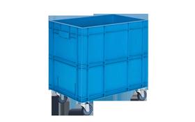 HP-4650-T-hipas-plastik-kapali-sanayi-kasa-plastic-stacking-crate-solid-container-bin-пластик-ящик-3