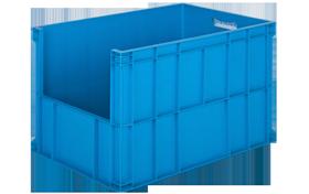 HP-6943-AV-plastik-kapali-sanayi-onu-acik-kasa-plastic-stacking-crate-solid-container-bin-пластик-ящик-21