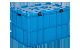 HP-6943-plastik-kapali-sanayi-kasa-plastic-stacking-crate-solid-container-bin-пластик-ящик