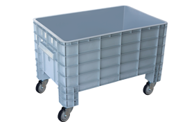 K-370-T-hipas-plastik-kapali-sanayi-kasa-plastic-stacking-crate-solid-container-bin-пластик-ящик