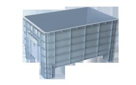 K-370-hipas-plastik-kapali-sanayi-kasa-plastic-stacking-crate-solid-container-bin-пластик-ящик