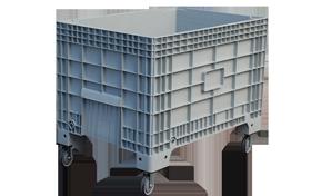 K-550-T-hipas-plastik-kapali-sanayi-kasa-tekerlekli-konteyner-plastic-stacking-crate-solid-container-bin-пластик-ящик