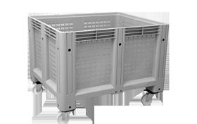 K-6500-AT-hipas-plastik-kapali-sanayi-kasa-tekerlekli-konteyner-plastic-stacking-crate-solid-container-bin-пластик-ящик-