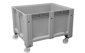 K-6500-KT-hipas-plastik-kapali-sanayi-kasa-tekerlekli-konteyner-plastic-stacking-crate-solid-container-bin-пластик-ящик