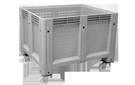 K-6600-AT-hipas-plastik-kapali-sanayi-kasa-tekerlekli-konteyner-plastic-stacking-crate-solid-container-bin-пластик-ящик-