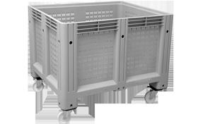 K-6700-AT-hipas-plastik-kapali-sanayi-kasa-tekerlekli-konteyner-plastic-stacking-crate-solid-container-bin-пластик-ящик-
