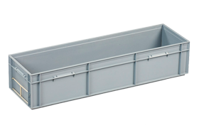 KN-1322-plastik-kapali-sanayi-kasa-plastic-stacking-crate-solid-container-bin-пластик-ящик-2-