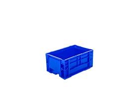 R-KLT-3215-plastik-kapali-sanayi-kasa-plastic-stacking-crate-solid-container-bin-пластик-ящик-1