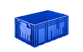 R-KLT-6429-plastik-kapali-sanayi-kasa-plastic-stacking-crate-solid-container-bin-пластик-ящик-1